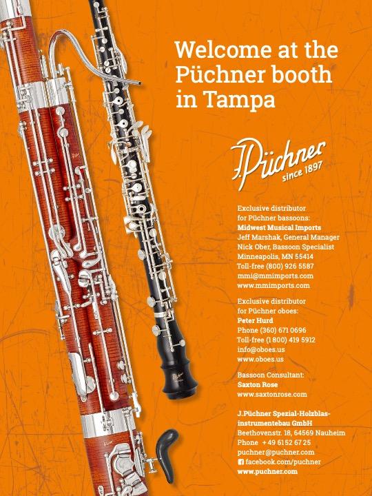 IDRS Convention | J Püchner Spezial-Holzblasinstrumentebau GmbH